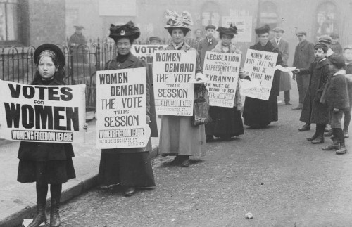 Women's Suffrage in Dorset